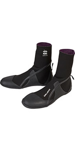 2020 Billabong Furnace Absolute 5mm Botas Toe Redondos Q4bt12 Preto