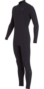 Billabong Furnace Carbon Comp 4/3mm Chest Zip Wetsuit Black L44M02