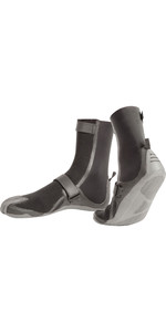2020 Billabong Furnace Revolution 3mm Split Toe Stiefel Schwarz Q4bt75