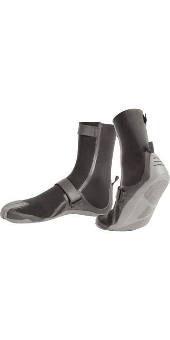 2020 Billabong Furnace Revolution 3mm Split Toe Stiefel Schwarz Q4bt75