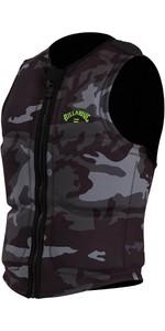2021 Billabong Mens Pro Wakeboard Impact Vest W4VS50 - Stealth