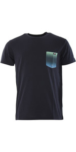 2020 Billabong Herreteamlomme Uv Surf Tee S4eq02 - Navy