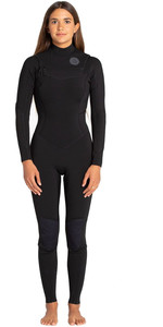 2019 Billabong Womens Salty Dayz 5/4mm Chest Zip Wetsuit Wave Q45G75