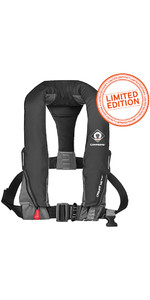 2018 Crewsaver Crewfit 165N Sport Automatic With Harness Lifejacket Black 9015BLA