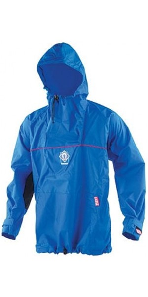 2019 Crewsaver Centre Junior Hooded Smock Top Blue 6617