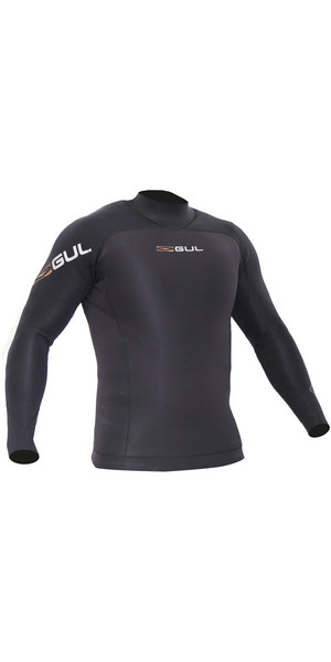 2018 Gul Mens Code Zero Elite 3 mm BS Thermotop Schwarz CZ6201-B5