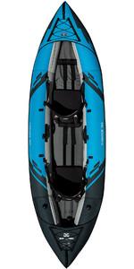 2020 Aquaglide Chinook 100 2- Aquaglide Kajak Blauw - Alleen Kajak