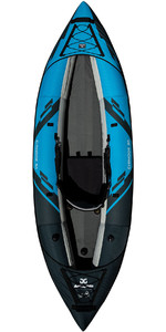 2020 Aquaglide Chinook 90 1 Man Kayak Blue - Solo Kayak