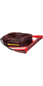 2021 Connelly Proline Launch 65ft Line & Handle Package 84210015 - Red