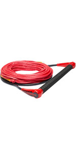 2021 Connelly Proline Response 65ft Linie & Griff Paket 84210013 - Rot