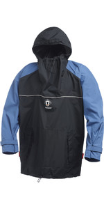 2019 Crewsaver Centre Junior Hooded Smock Top Blue 6617-A