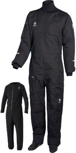2019 Crewsaver Junior Atacama Pro Drysuit Y Compris Undersuit 6556j Noir
