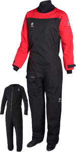 2021 Crewsaver Atacama Sport Drysuit INCLUDING UNDERSUIT RED / BLACK 6555