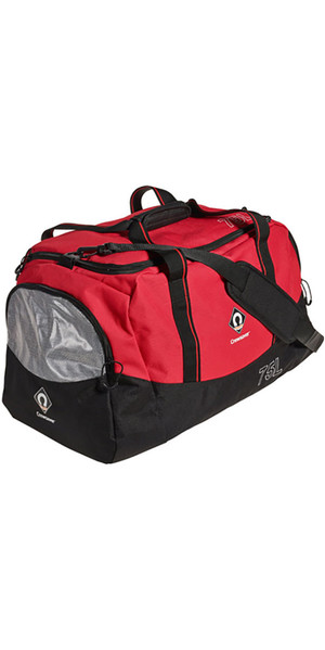 2018 Crewsaver Heavy Duty Crew Holdall 75L Red 6961