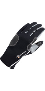 2019 Crewsaver 3mm Tri-Season Handsker Black 6952