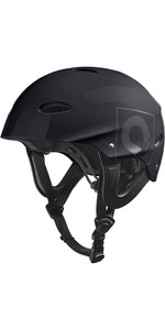 2019 Crewsaver Kortex Watersports Casco Negro 6317