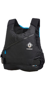 2019 Crewsaver Junior Pro 50N Side Zip Buoyancy Aid Sort / Blå 2620J