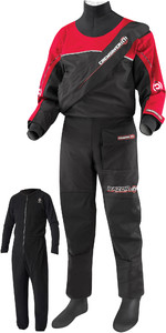 2019 Crewsaver Barbermaskine Junior Drysuit Inc Underfleece 6565