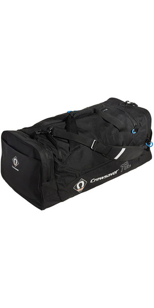 2018 Crewsaver Wet / Dry 75L Holdall Black 6960