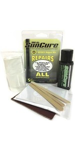 Ding All Universelle Sun Cure Epoxy Reparationssæt