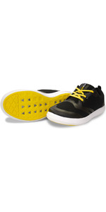 2020 Gul Aqua Grip SUP Shoe Black / Yellow DS1004-B3