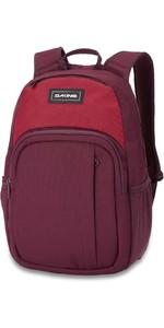 2021 Dakine Campus S 18L Backpack D10002635 - Garnet Shadow
