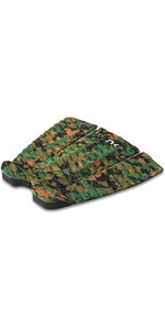 2021 Dakine Andy Pro Surf Traction Pad 10003447 - Olive Camo