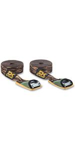 Dakine Baja 12 '3.6m Tie Down Straps Camo 08840560