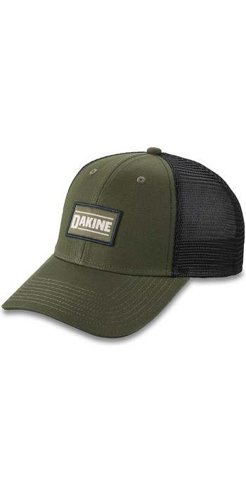 2021 Dakine Big D Trucker Cap 10003436 - Dunkle Olive