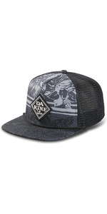 2019 Dakine Classic Diamond Trucker Cap Black 10002462