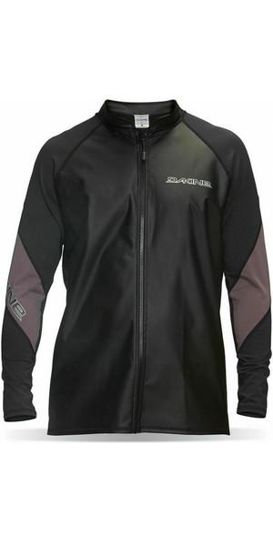 Dakine Furnace manga larga con cremallera frontal chaqueta de paleta en negro 10000396