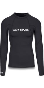 2019 Dakine Herren Heavy Duty Snug Fit Langarm Rash Vest Schwarz 10002280