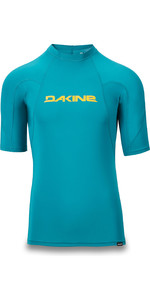 2019 Dakine Herren Heavy Duty Snug Fit Kurzarm Rash Vest Seaford 10002281