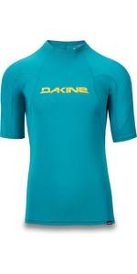 2019 Dakine Heavy Duty Snug Fit Kurzarm Rash Weste Seaford 10002281