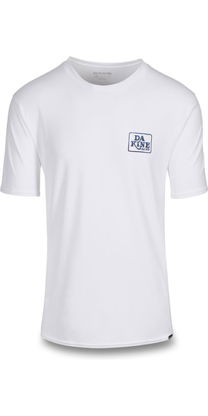 2019 Dakine Inlet Loose Fit Short Sleeve Top White 10002286