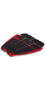 2019 Dakine John Florence Pro Tail Pad Black Red 10002289