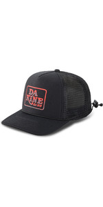 2019 Dakine Lock Down Cap Trucker Nero 10001269