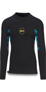 2019 Dakine Homens Manga Comprida 1mm Flatlock Neoprene Top Seaford Thrillium 10002256