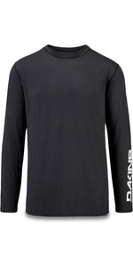 2019 Dakine Mens Heavy Duty Loose Fit Langærmet Surf Shirt Black 10002278