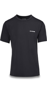 2019 Dakine Heavy Duty Loose Fit Kurzarm Surf Shirt Schwarz 10002279