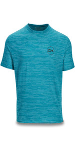 2019 Dakine Wurzeln Lose Fit Kurzarm Surf Shirt Seaford Heather 10002310