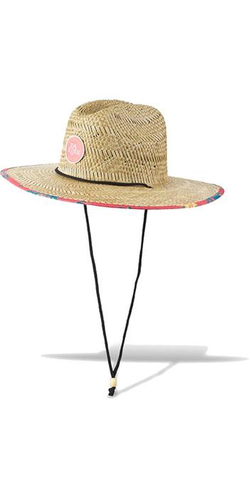 2021 Dakine Pindo Staw Hat 10002898 - Ananas