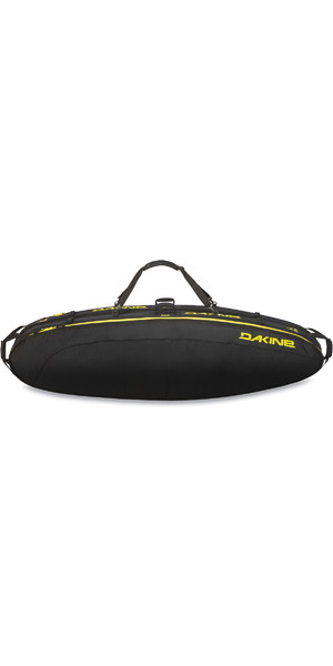 2019 Dakine Regulator Bolsa de tabla de surf convertible doble / cuádruple 6'0 negro 10001785