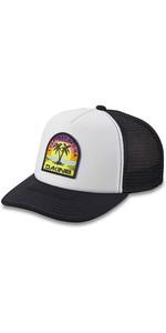 2021 Dakine Aloha Trucker Cap Voor Alledaags Gebruik 10003433 - Zwart