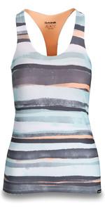 2019 Dakine Flow Flow Fit Camiseta Sin Mangas Mujer Pastel 10002333