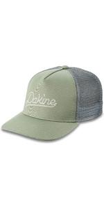 2021 Dakine Trucker Cap Voor Dames 10002680 - Desert Sage