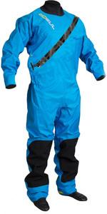 2020 GUL Junior Dartmouth Eclip Zip Drysuit Blue GM0378-B5