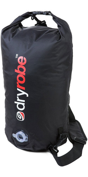 2018 Dryrobe Compression Travel Bag - Black