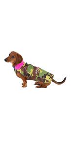 Dryrobe Dog Robe Drdr1 - Camo Rosa