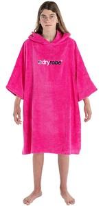 Dryrobe Algodón Orgánico Junior Dryrobe 2020 - Rosa